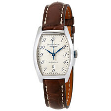 Longines Evidenza Automatic White Dial Ladies Watch L21424734