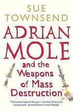 Adrian Mole and the Weapons of Mass Destruction by Sue Townsend (Paperback,...