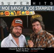 Super Hits [Moe Bandy & Joe Stampley] [1 disc] New CD