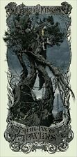 Aaron Horkey Lord of the Rings The Two Towers S/# LE Movie Poster Mondo Print