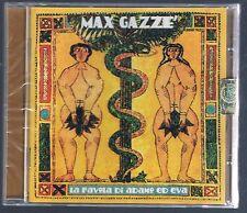 MAX GAZZE' LA FAVOLA DI ADAMO ED EVA CD SIGILLATO!!!