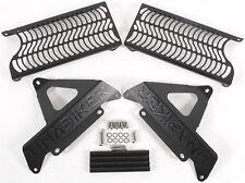 UNABIKER RADIATOR GUARD (BLACK) HF250X-K Fits: Honda CRF250R,CRF250X