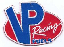 "VP Fuel Racing Patch  3-1/2"" Long Size New NHRA Iron On Embroidered US Seller"