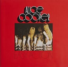 Alice Cooper Easy Action CD NEW SEALED Digitally Remastered