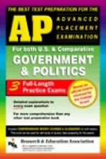AP Government & Politics (REA) - The Best Test Prep for the Advanced Placement (