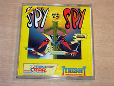 BBC Model B Disc - Spy vs Spy by Tynesoft / First Star Software