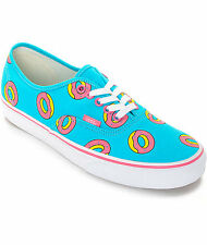 NEW Vans x Odd Future Donut Authentic Low Scuba Blue Pink White Supreme sz 9