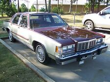 Mercury: Grand Marquis LS PREMIUM A VALUE ENTRY LEVEL COLLECTOR CRUISER