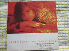 Helen Terry ‎– Fortunate Fool Parlophone ‎– R 6215 Pic Sleeve UK 7inch 45 Single