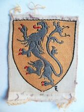 Insigne tissu SCOUT 1920/1950 FLANDRES France Scoutisme ORIGINAL patch WWII