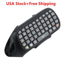 Wireless Controller Text Messenger Game Keyboard Keypad ChatPad For XBOX 360 USA