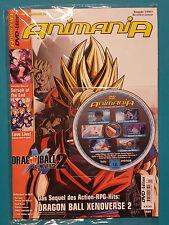 Animania Ausgabe 1/2017 Dezember/Januar mit DVD-ROM!!!!     NEU und OVP