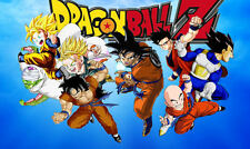 Dragonball, Dragonball Z, Dragonball GT Complete Anime Animated Series + Movies