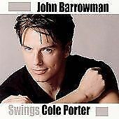 JOHN BARROWMAN Swings Cole Porter CD