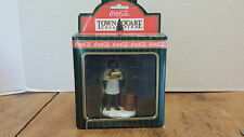 Coca-Cola Town Square Collection COKE Christmas Village Decoration SHOPKEEPER