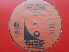 Whelan Brothers - Love and Music