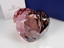 SWAROVSKI LARGE KAKADU LOVE HEART RED 1096730 New w/Tags and Certificate Box.