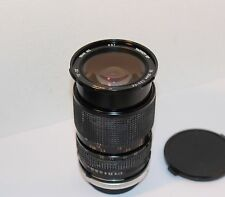 Tamron SP 28-80mm F3.5-4.2 AE con intercambiabili Canon Fd Adaptall MOUNT (27A)