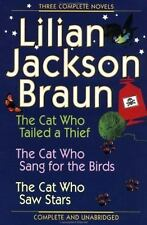 Three Complete Novels OMNI: The Cat Who Tailed Thief The Cat Who Sang for Birds
