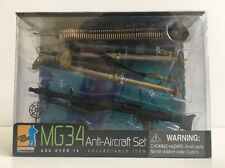 "DRAGON 1/6 SCALE MG34 ANTI-AIRCRAFT WEAPON SET #71127 FOR 12"" FIGURES BBI DID"
