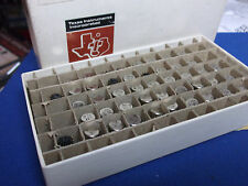 TMS3002LR TI TMS3002 STATIC SHIFT REGISTER METAL CAN LAST ONES COLLECTIBLE