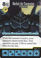 Obelisk the Tormentor Fist of Fury #096 - Yu-Gi-Oh! - Dice Masters