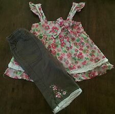 Nannette Outfit For 24 Month Baby Girl D8