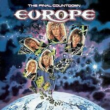 Europe - The Final Countdown [Bonus Tracks] [Remaster] (CD, Aug-2001, Sony Musi