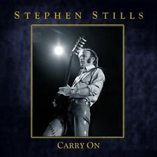 Carry On by Stephen Stills (CD, 2013, 4 Discs, Atlantic (Label))
