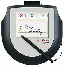 EVOLIS Sig 200 Color Signature Capture Pad USB  NEW