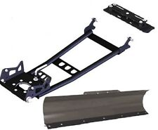 "48"" ATV SNOW PLOW BLADE KIT CAN AM OUTLANDER TRAXTER QUEST 330 400 500 650 99-05"