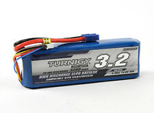 Turnigy 3200mAh 4S 14.8V 30C 60C LiPo Battery EC3 E-Flite Suits EFLB32004S30 USA
