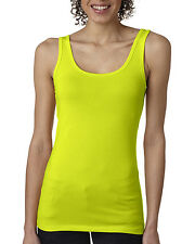 Next Level Womens Sleeveless Tops Ladies Jersey Tank Top Shirt 3533