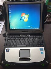 Panasonic Toughbook cf-19 mk5 i5 2.5ghz 4gb 320gb Windows 7 Gobi LTE 3g GPS SIM