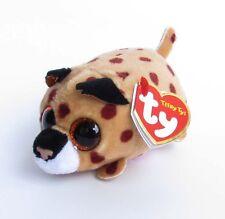 "Plush Stuffed Toys SJ115 4"" Beanie Babies Tys Kenny the Lynx Stackable TY Teeny"