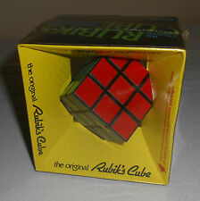 VINTAGE 1980 IDEAL RUBIK'S CUBE SEALED ORIGINAL BOX