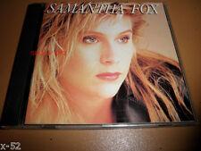 SAMANTHA FOX cd NAUGHTY GIRLS need love too I SURRENDER to spirit of the night