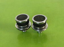 Rolleiflex Rolleicord V TLR Camera's Lot of 2 Knurled Knobs- Genuine Parts