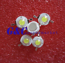 20PCS  1W Led Chip High Power LED Beads 100-110LM Warm White GOOD QUALITY
