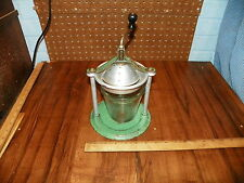 Vintage HANDY ANDY Juice Extractor Juicer w Glass Cup