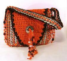 Quality Handcrafted OSU Cowboys Orange Colors Beer Soda Pop Can Tab Purse