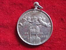 """Originale Medaille""""Preussen Wilhelm I.Deutscher Kaiser 100 Jähr.Geburtstag 1797-"""