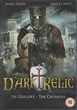 DARK RELIC - SIR GREGORY, THE CRUSADER - James Frain, Samuel West (DVD 2012)