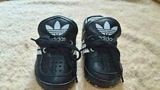 Adidas: Branded Cute Soft Sole Infant Shoes - Black