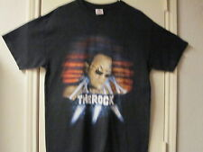 The Rock Dewayne Johnson T Shirt Black Large 100% cotton preshrunk Unisex