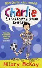 Charlie and the Cheese and Onion Crisps, McKay, Hilary