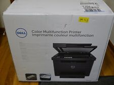 Brand New Dell All-in-One Laser Color Wireless Printer E525w