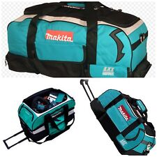 Makita LXT600 Heavy Duty Padded ToolBag Tool Bag WHEELS 831279-0