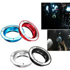 Ignition Key Hole Ring Decoration Cover Trim Sticker For Ford Focus Luminous