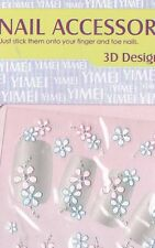 Stickers Autocollant decoration a coller sur Ongles Manucure Onglerie